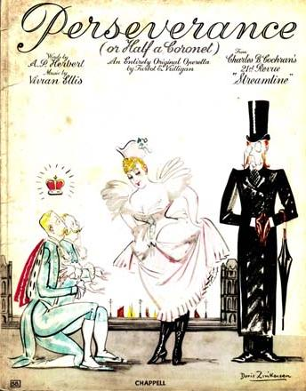 Chappell Vocal Score Cover