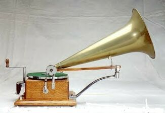 Berliner's 1896 Improved Gramophone