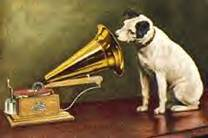Francis Barraud's Famous Picture of 'His Master's Voice'